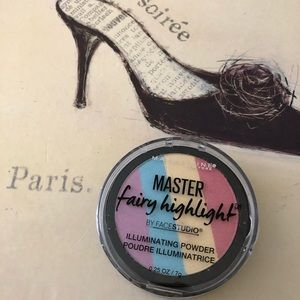 Maybelline master chrome fairy highlighter